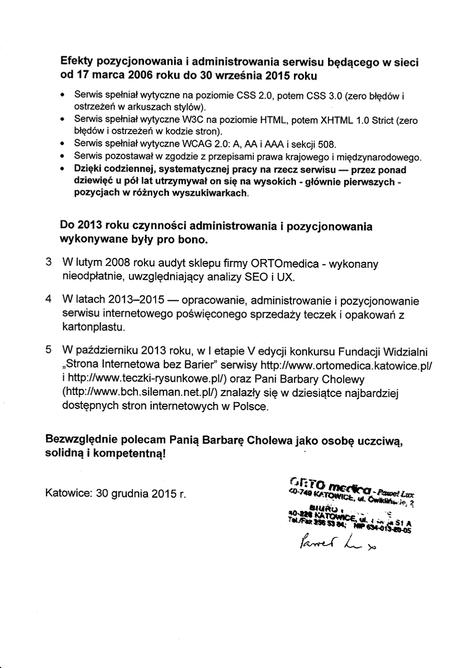 referencje - strona 2